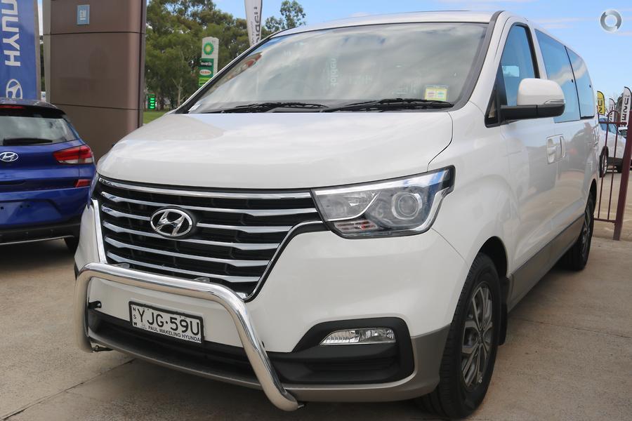 2019 Hyundai Imax Elite TQ4