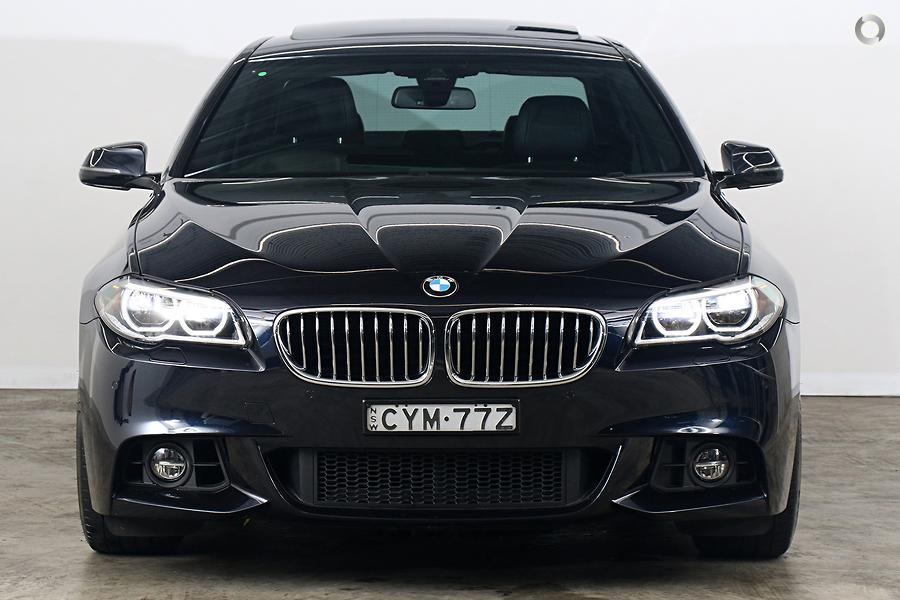 2015 BMW 535i M Sport