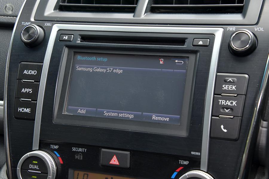 2015 Toyota Camry Atara S ASV50R