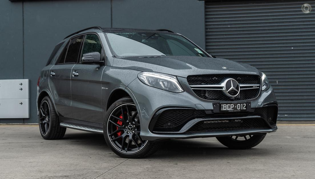 2018 Mercedes-Benz GLE 63 AMG S Wagon