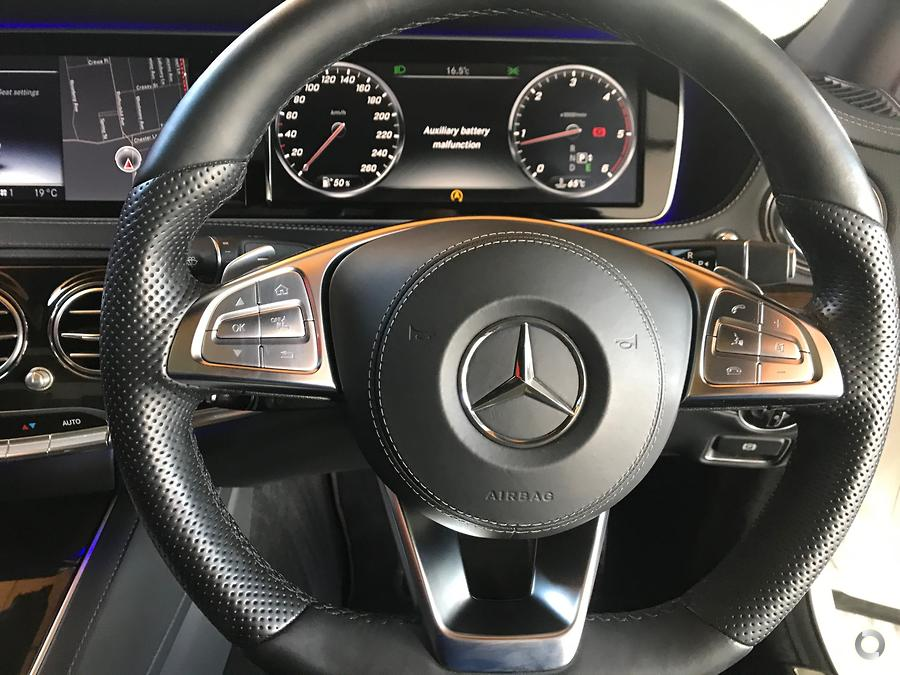 2015 Mercedes-Benz S350 BlueTEC  W222