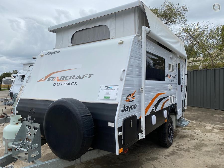 2014 Jayco Starcraft Outback