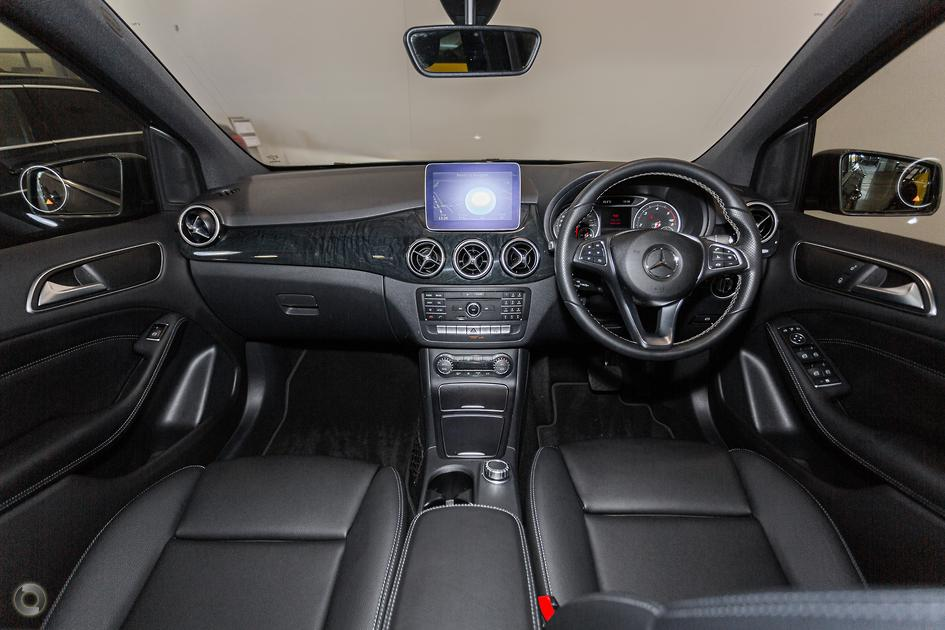 2016 Mercedes-Benz B 200 D Hatch