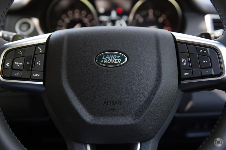 2018 Land Rover Discovery Sport SD4 HSE L550