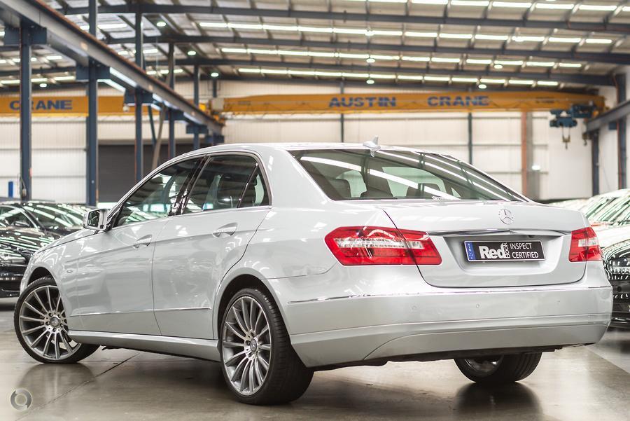 2010 Mercedes-Benz E250 CDI BlueEFFICIENCY Avantgarde W212