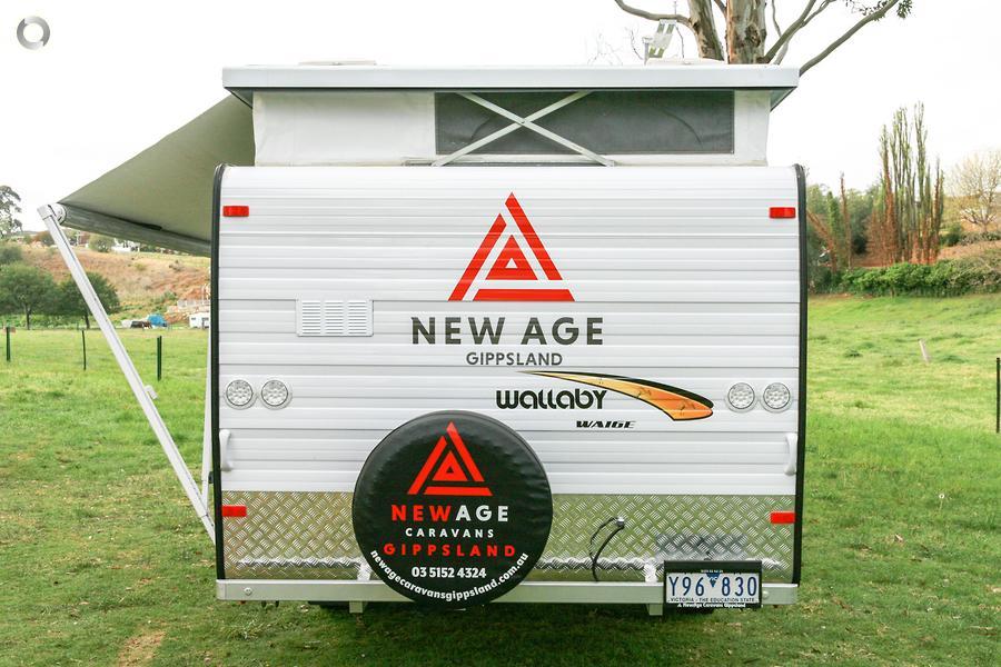 2018 New Age Wallaby WA16E
