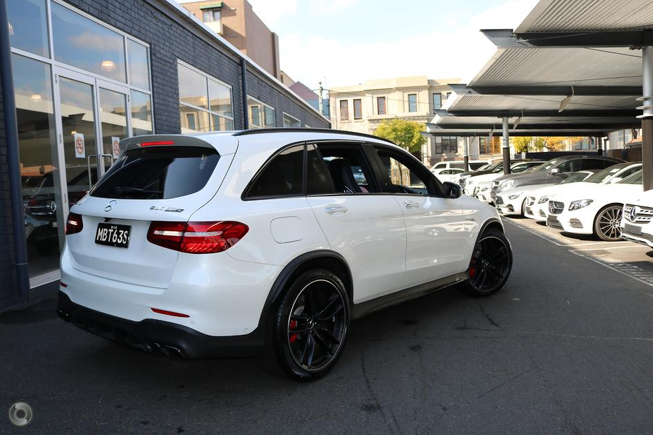 2019 Mercedes-Benz GLC 63 Suv