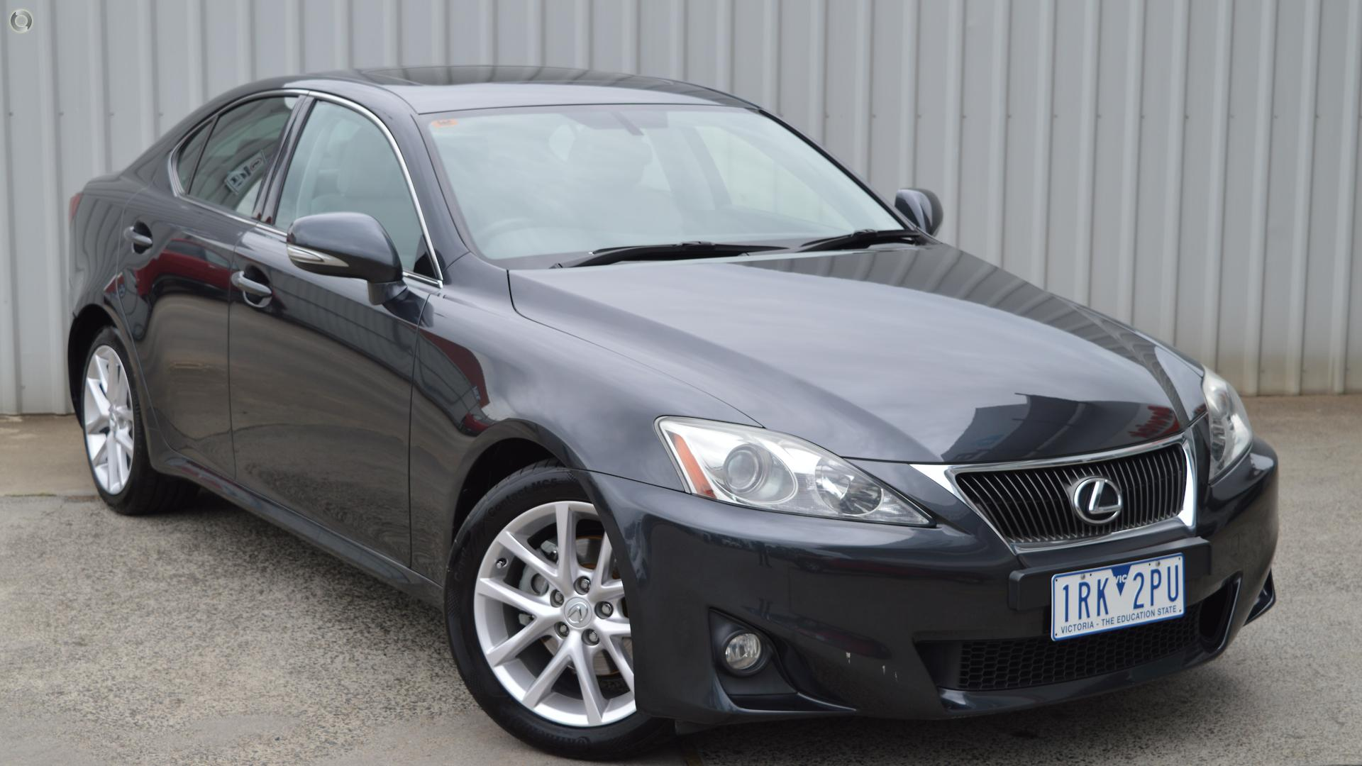 2011 Lexus Is IS250 Prestige GSE20R