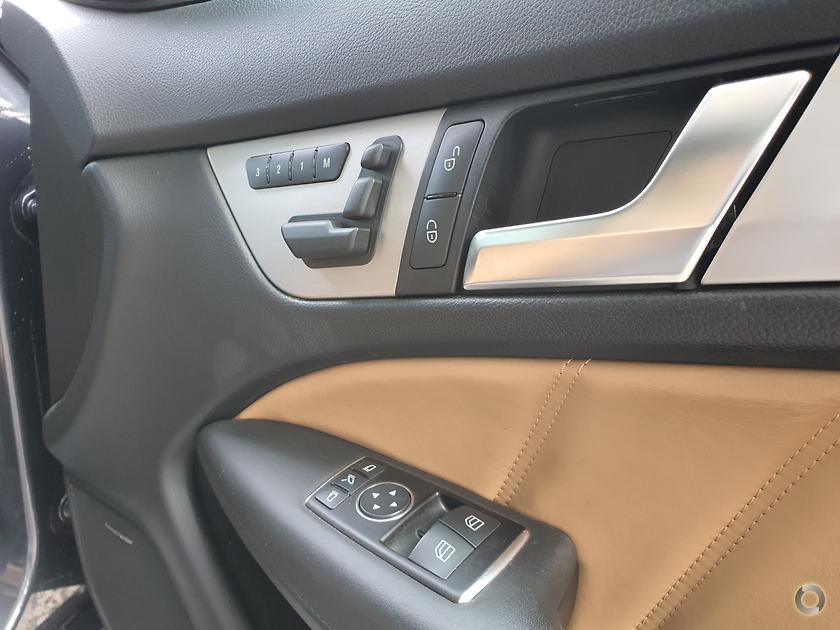 2011 Mercedes-Benz C 63 AMG Coupé