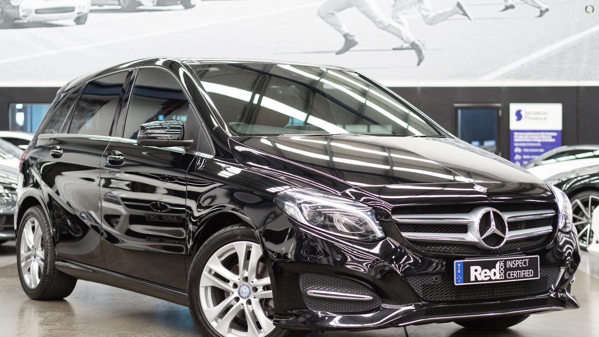 2015 Mercedes-Benz B200  W246