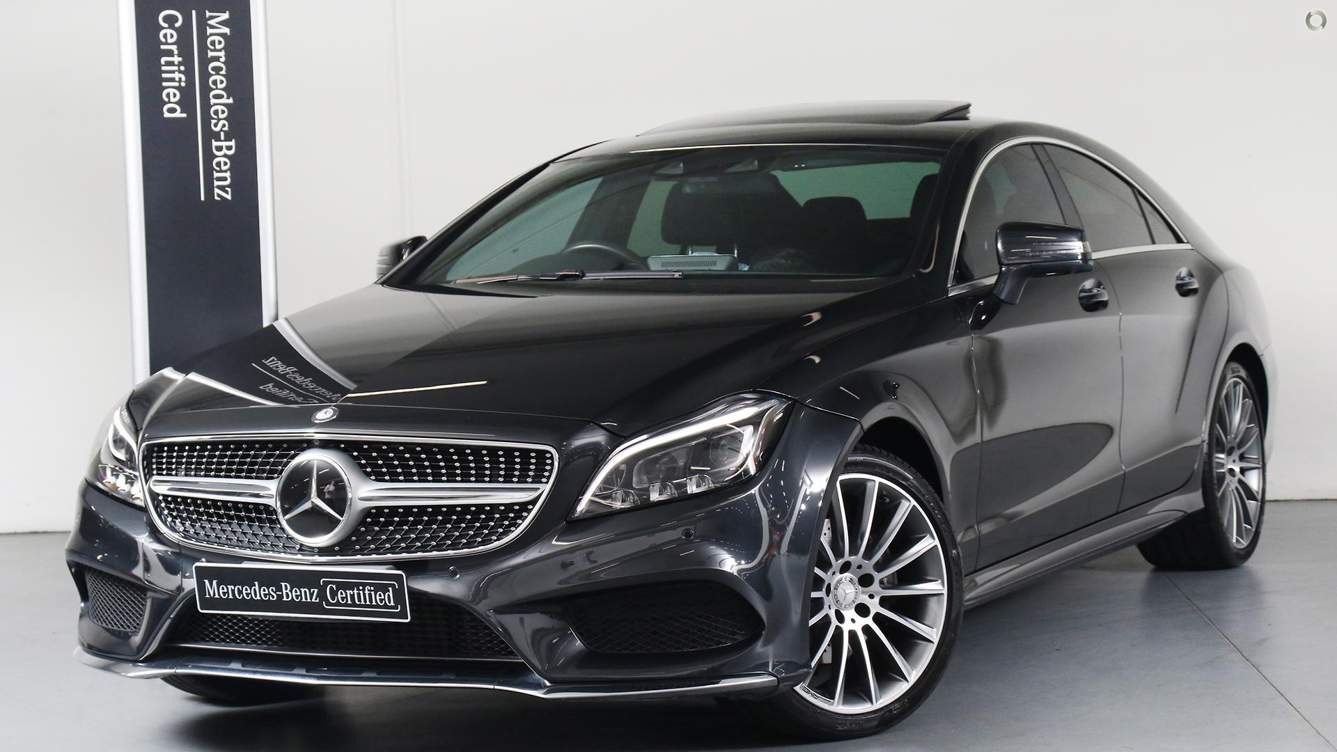 2015 Mercedes-Benz CLS 250 D Coupe