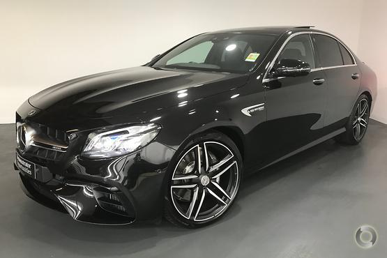 2019 Mercedes-Benz E 63 AMG