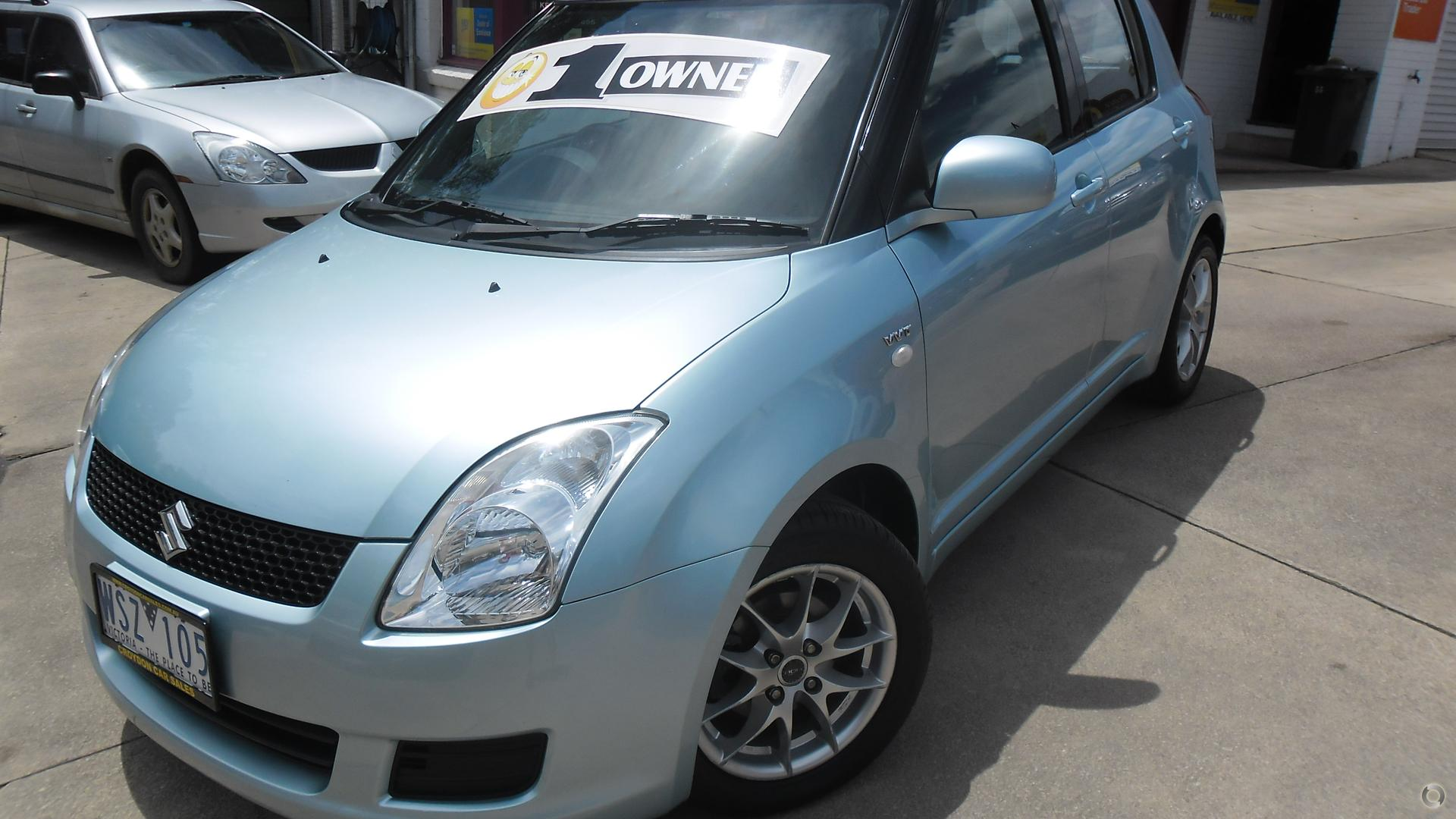 2008 Suzuki Swift  RS415