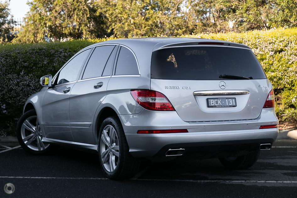 2012 Mercedes-Benz R-CLASS Wagon