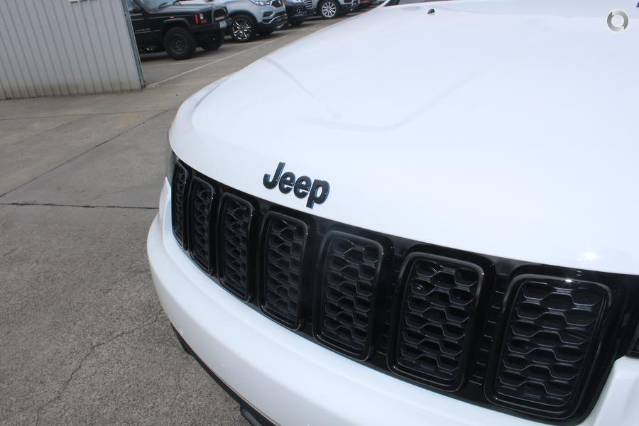 2019 Jeep Grand Cherokee Laredo WK