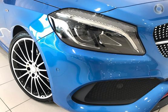 2016 Mercedes-Benz A 250 SPORT