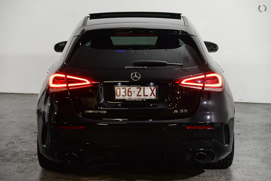 2019 Mercedes-Benz A 35 AMG Hatch