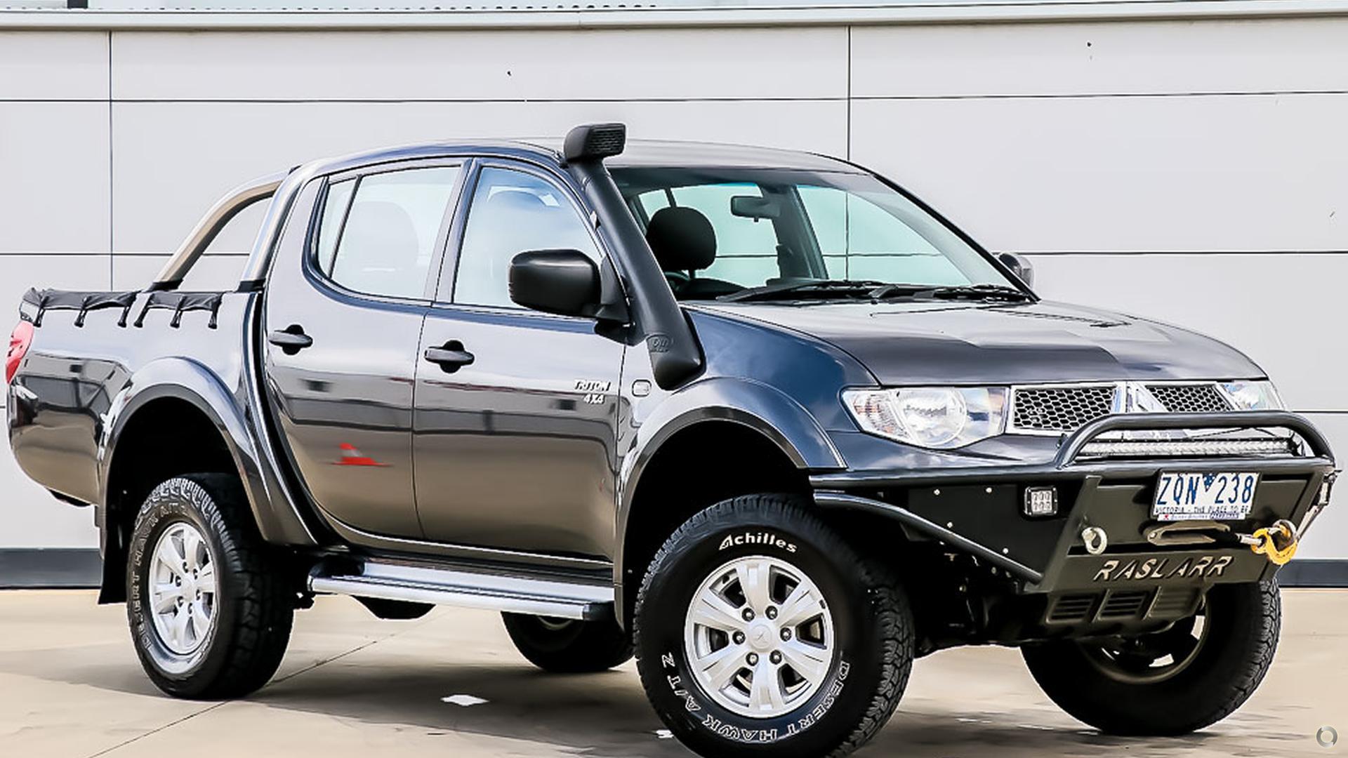2013 Mitsubishi Triton MN