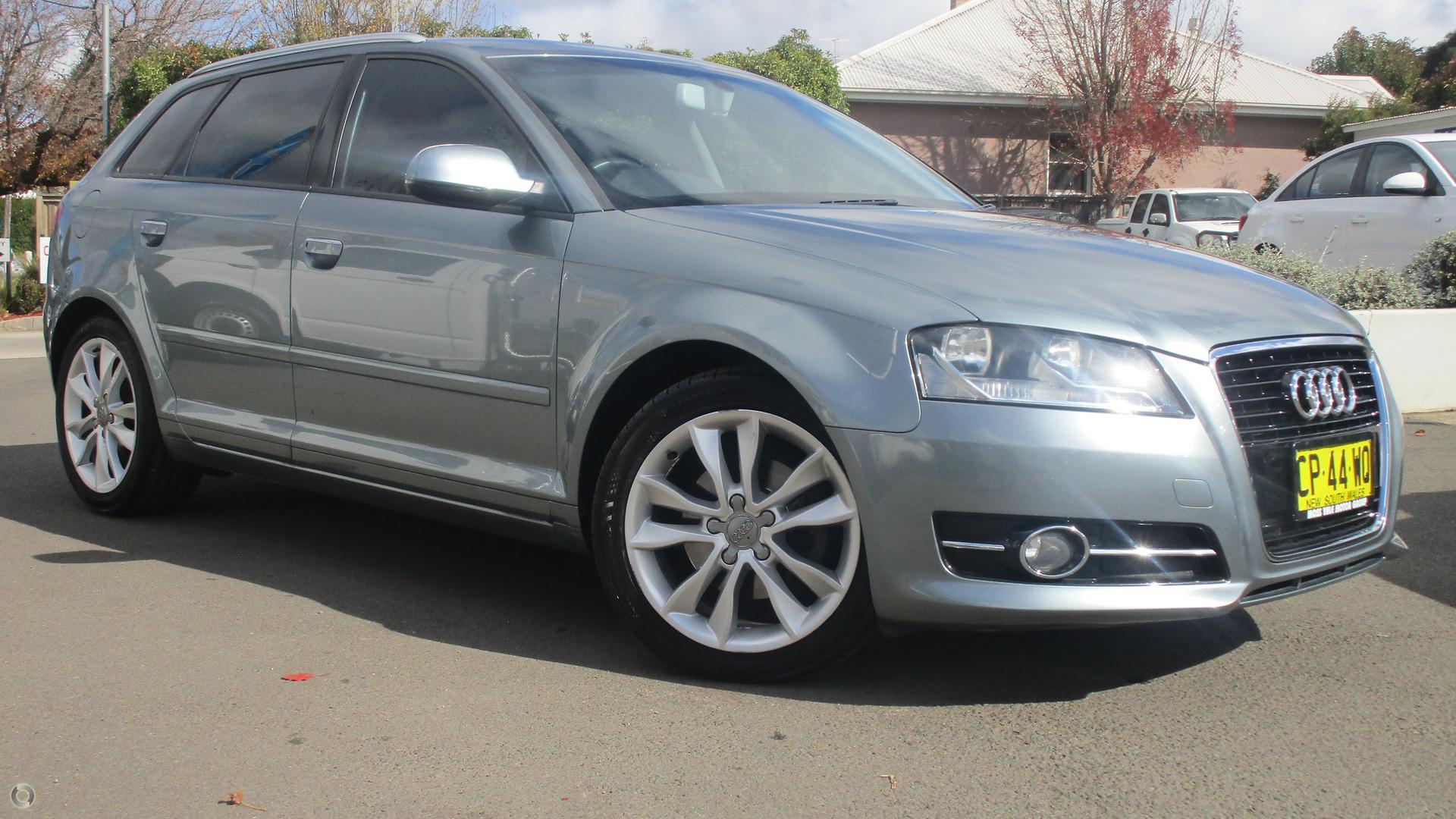 2010 Audi A3 TFSI Ambition 8P