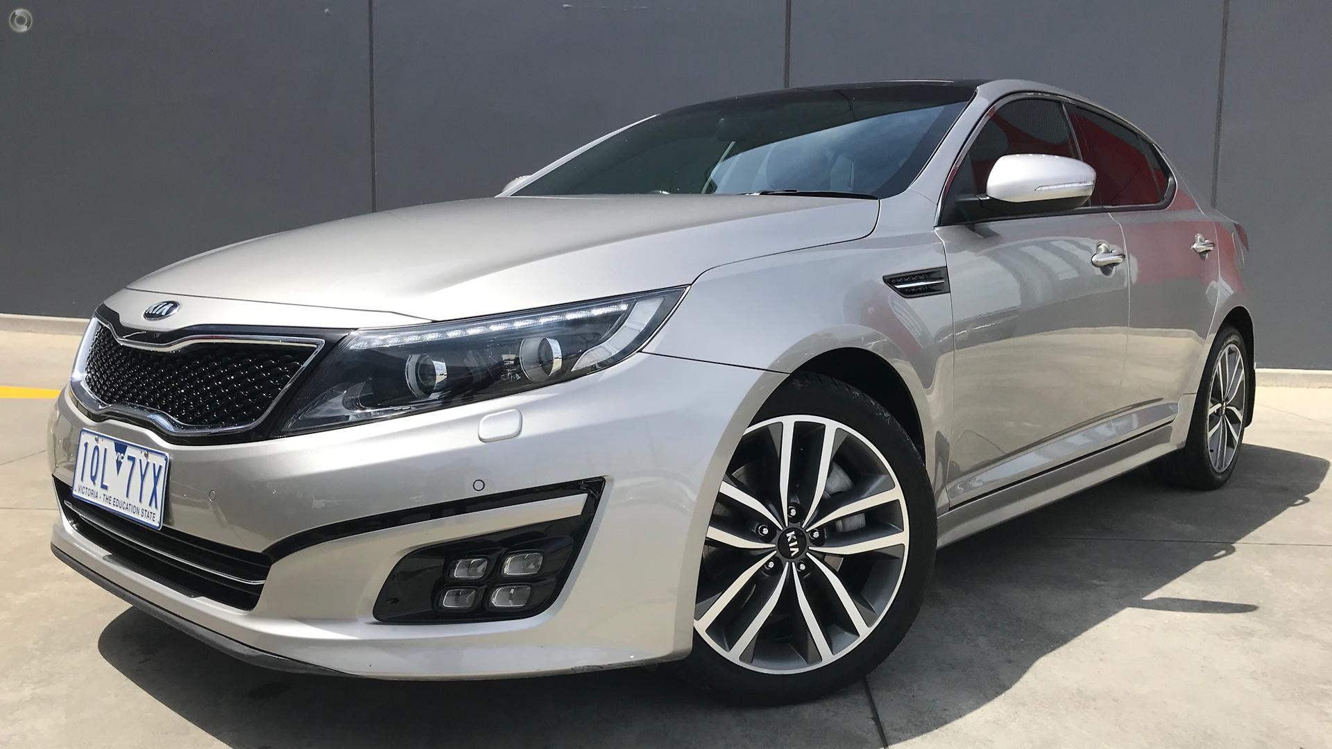 2015 Kia Optima TF
