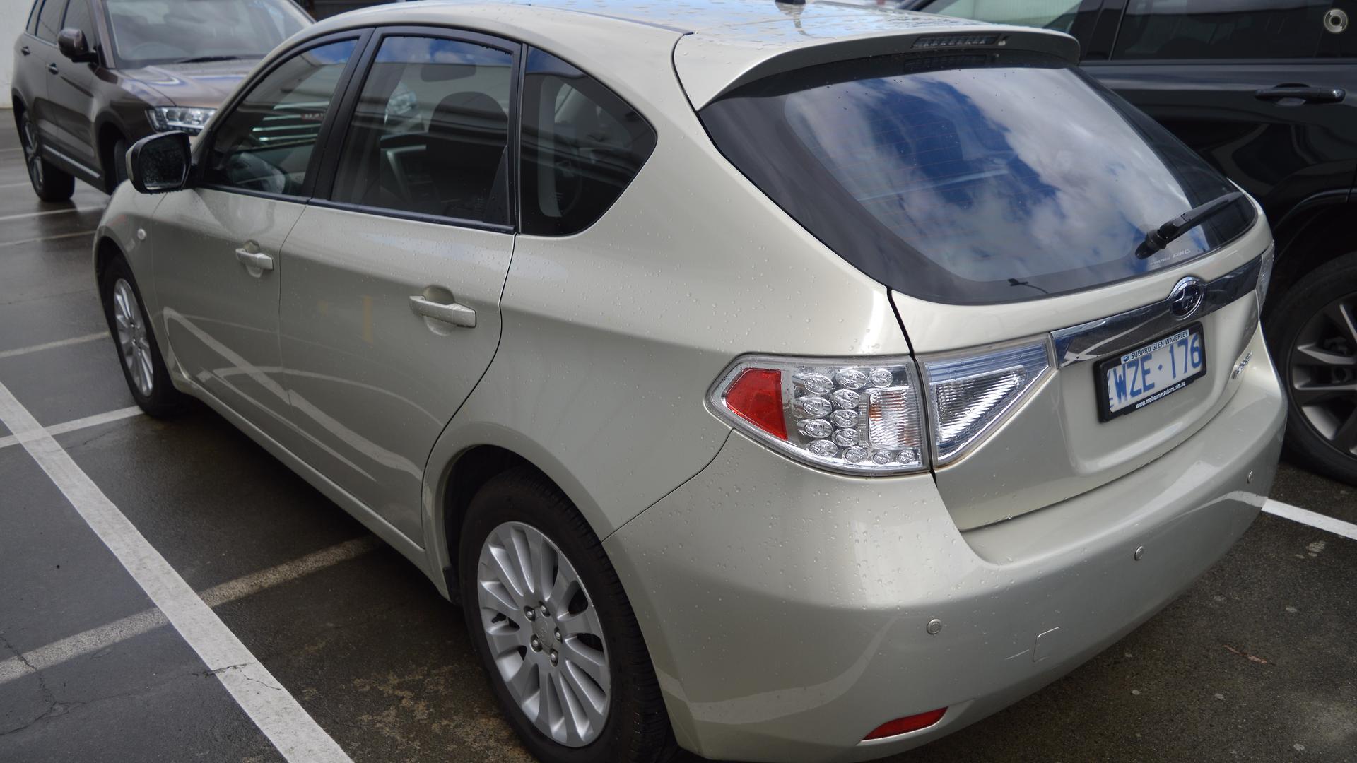 2009 Subaru Impreza R G3
