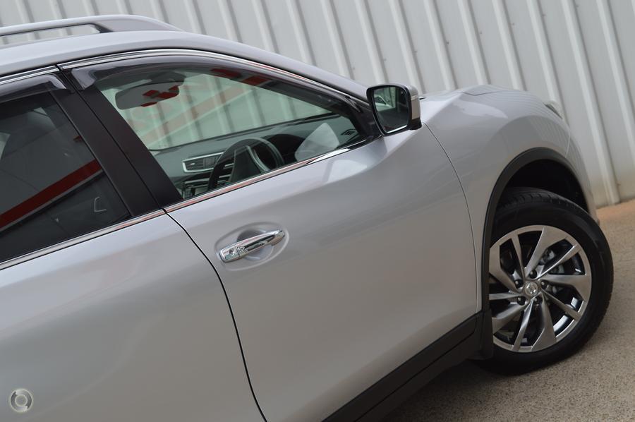 2014 Nissan X-TRAIL Ti T32