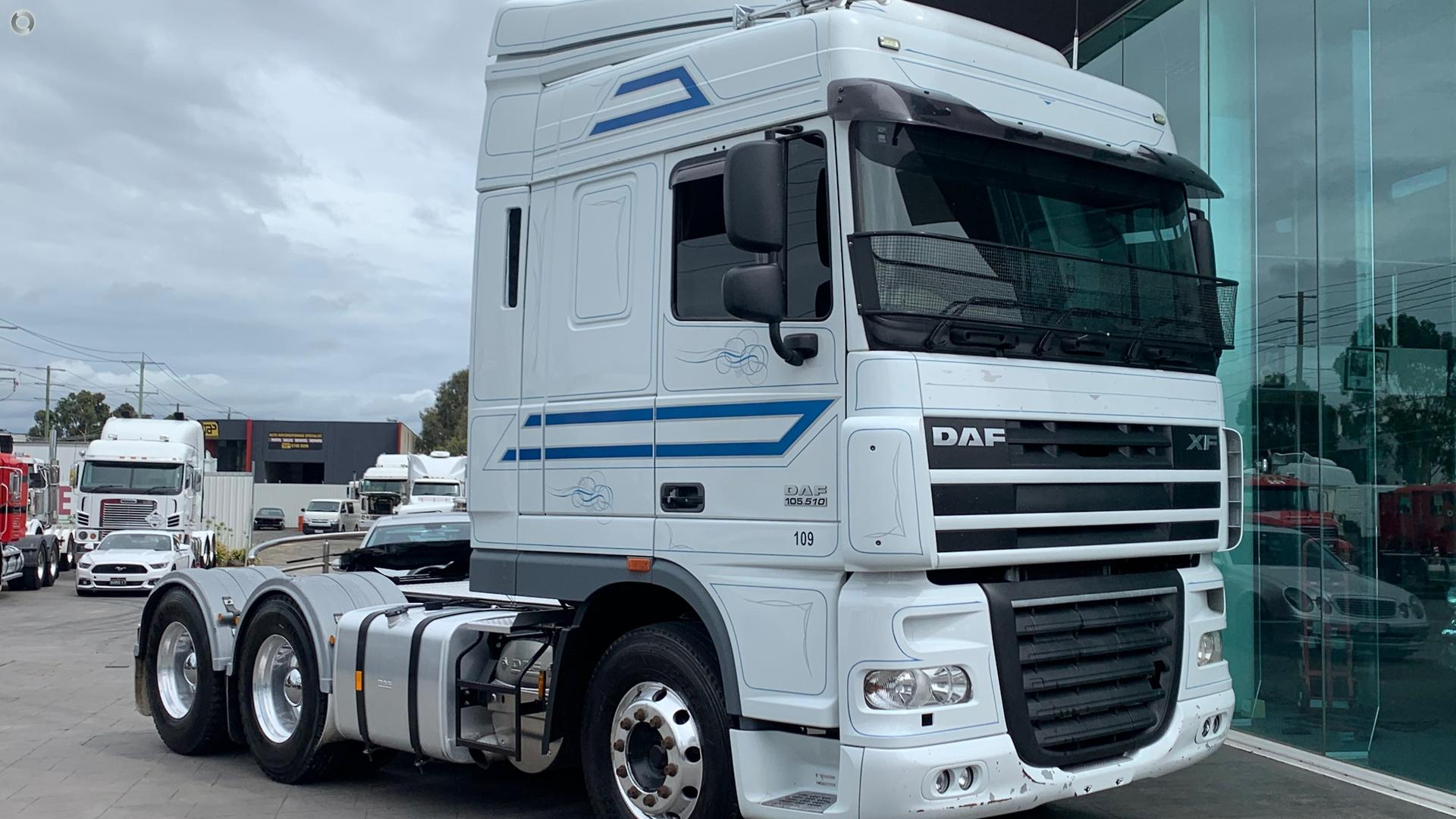 2012 DAF XF105 *RECENT ENGINE REBUILD*