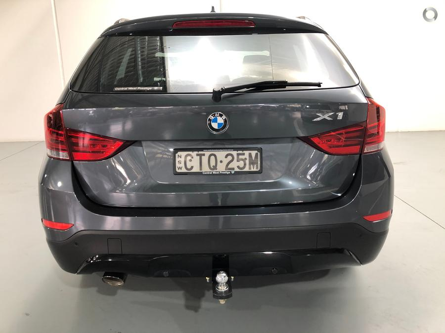 2012 BMW X1 sDrive18d