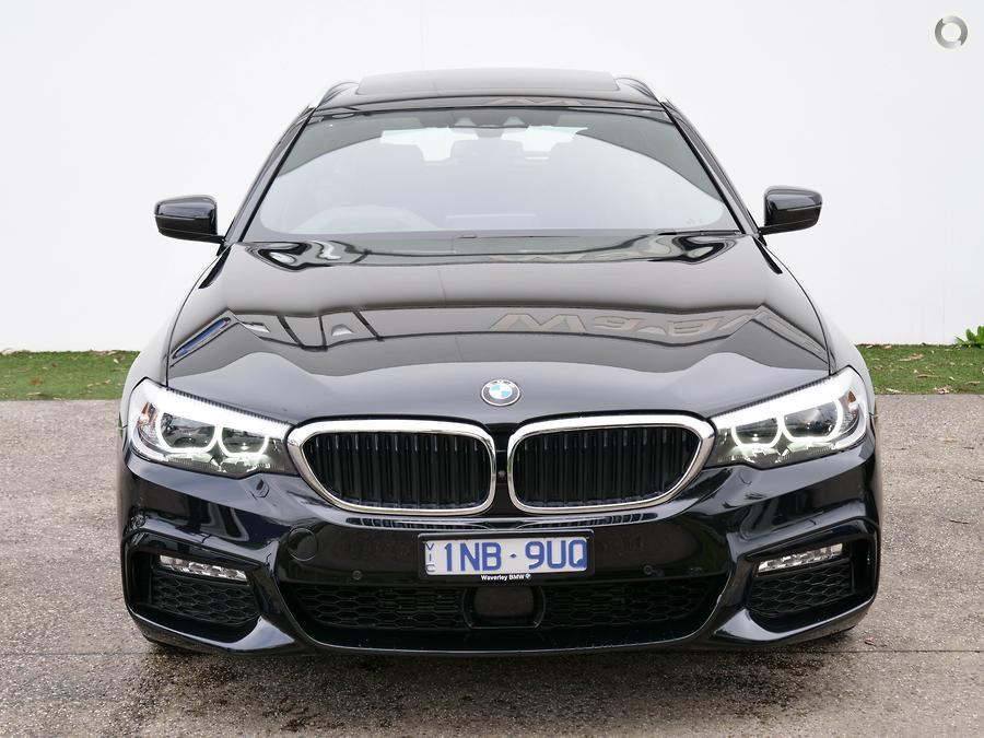 2019 BMW 520d M Sport