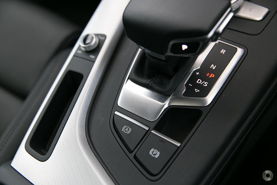 2018 Audi A4 45 TFSI B9