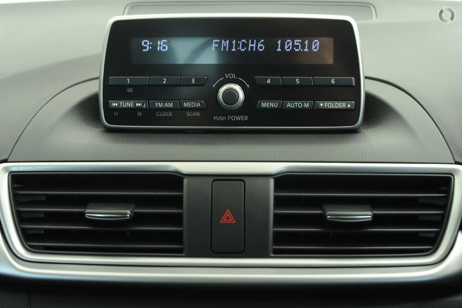 2016 Mazda 3 Neo BN Series