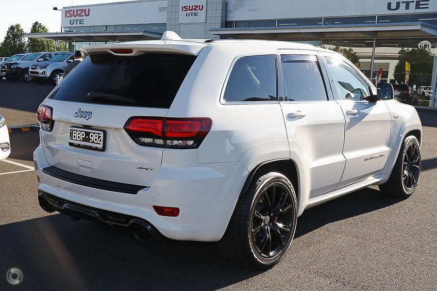 2013 Jeep Grand Cherokee SRT WK