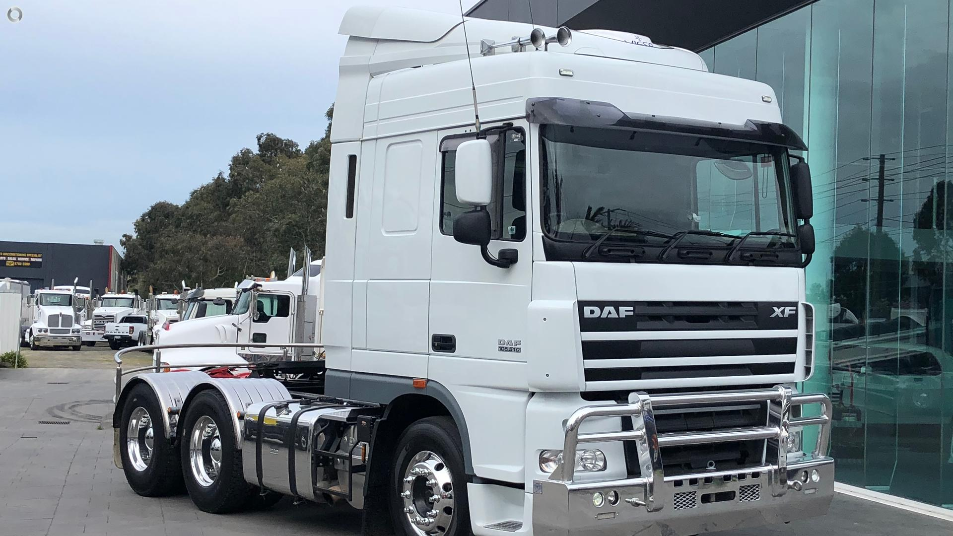 2014 DAF XF105 *100,000 ON FULL REBUILD*