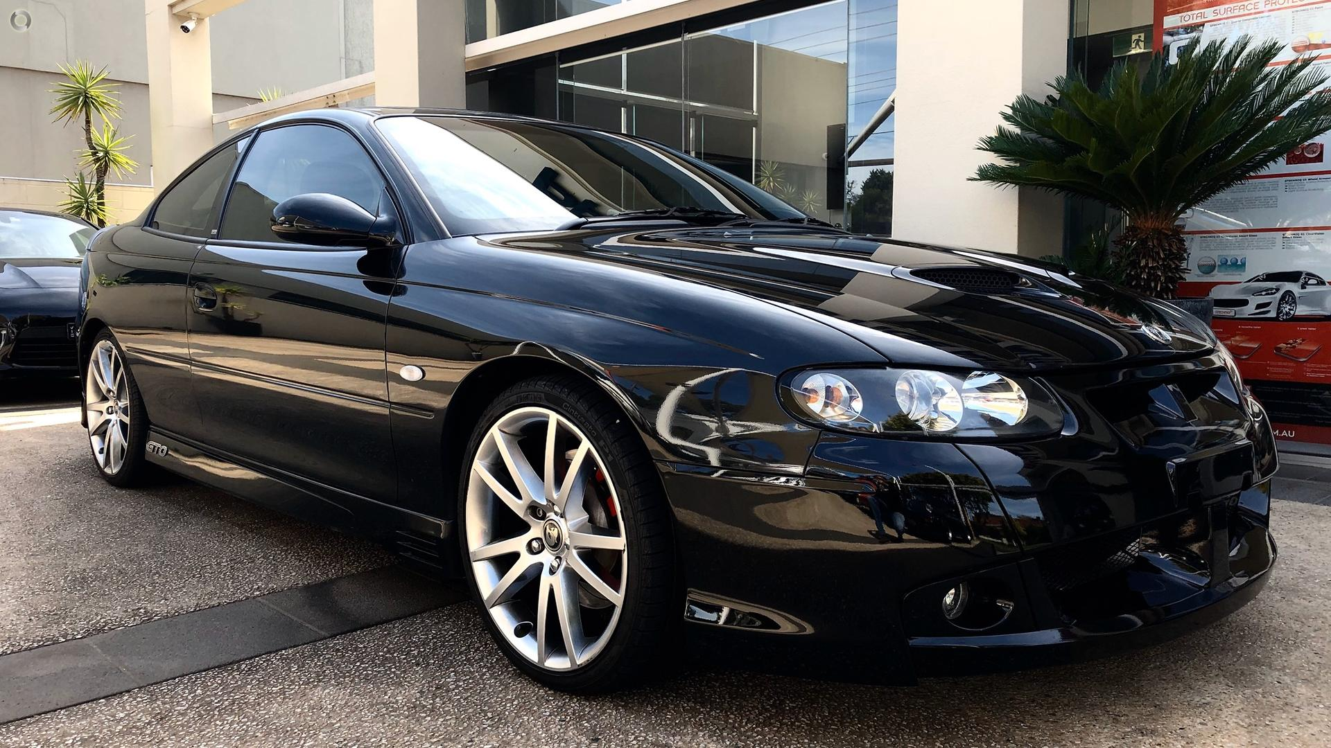 2006 Holden Special Vehicles Coupe GTO VZ Series