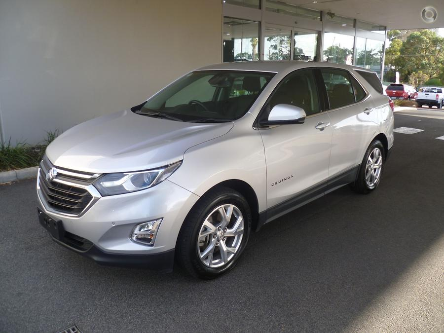 2018 Holden Equinox LT EQ