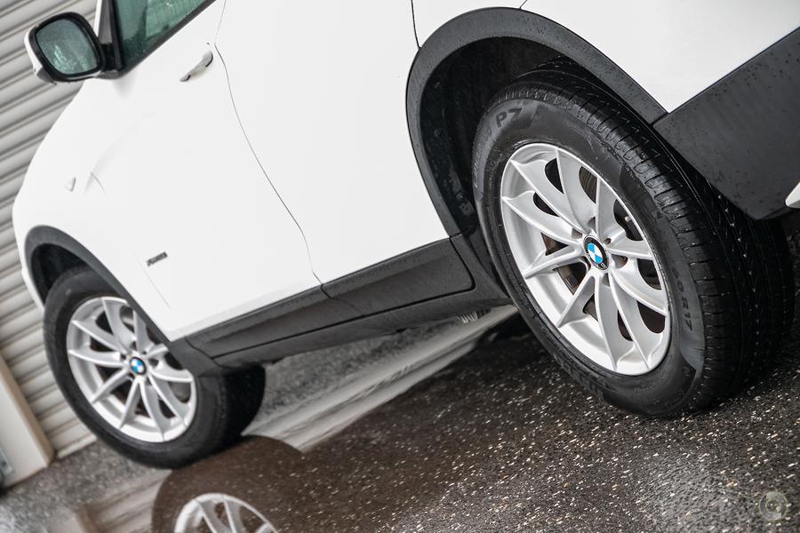 2012 BMW X3 xDrive20i