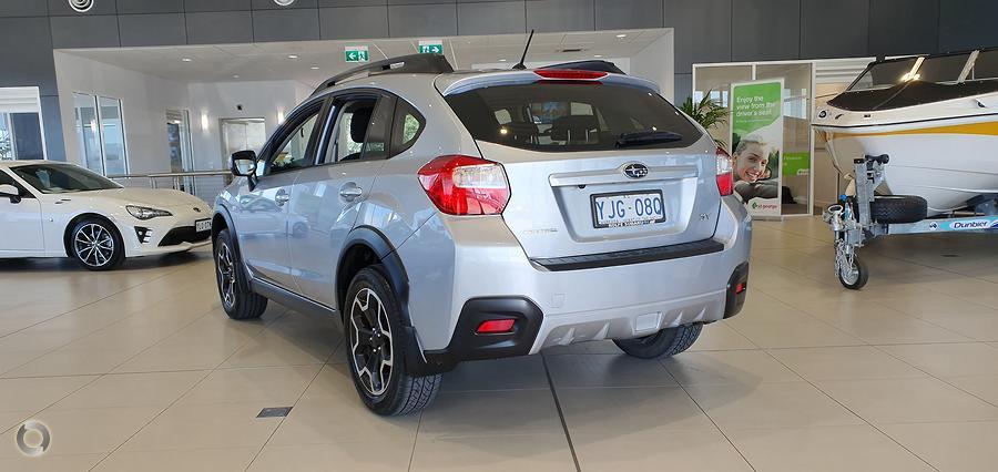2012 Subaru XV 2.0i G4X