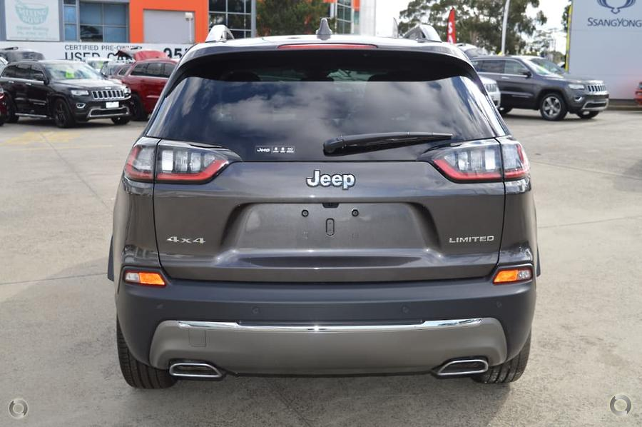 2020 Jeep Cherokee Limited KL