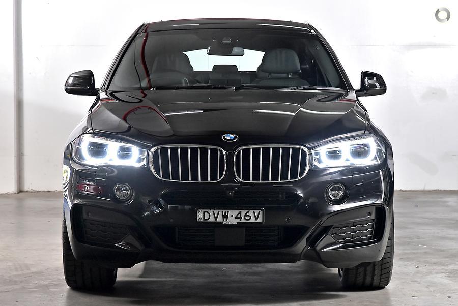 2018 BMW X6 xDrive40d