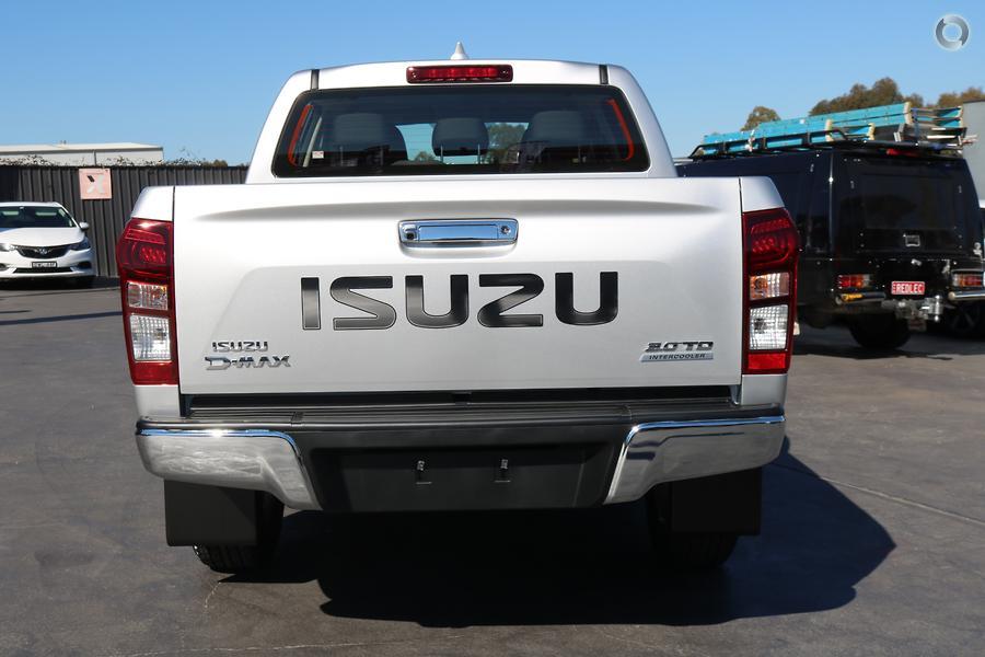 2019 Isuzu D-MAX LS-U