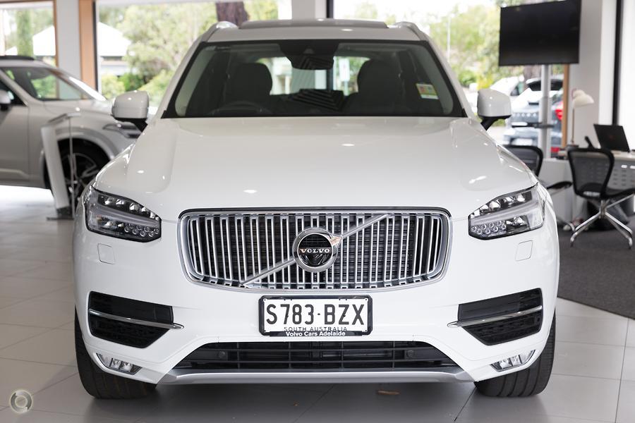 2019 Volvo XC90 T6 Inscription (No Series)