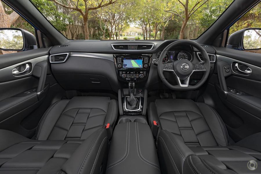2019 Nissan QASHQAI Ti J11 Series 3