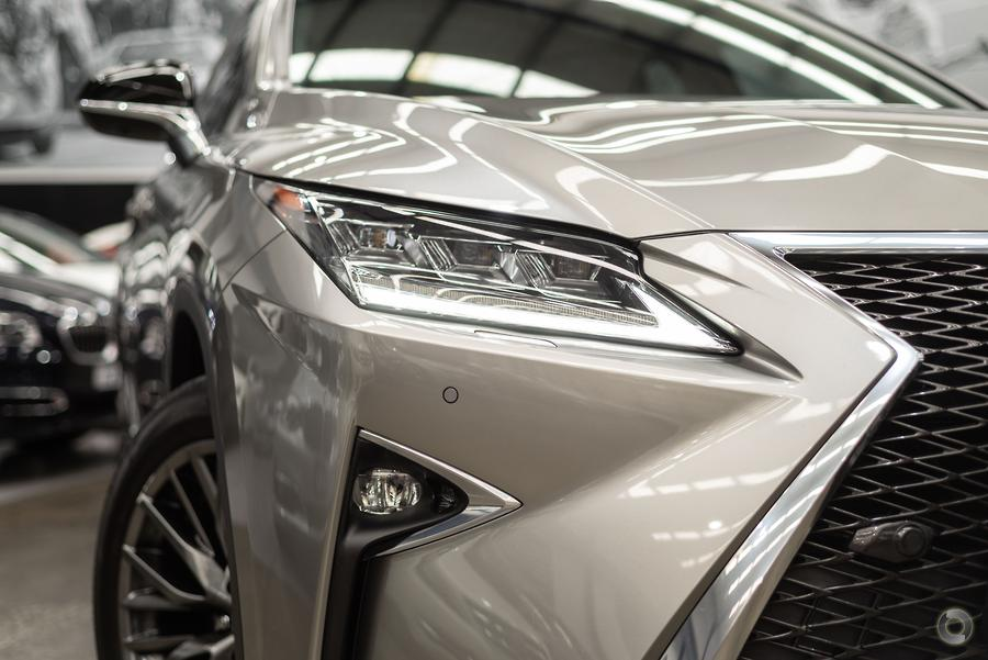 2015 Lexus RX RX350 F Sport GGL25R