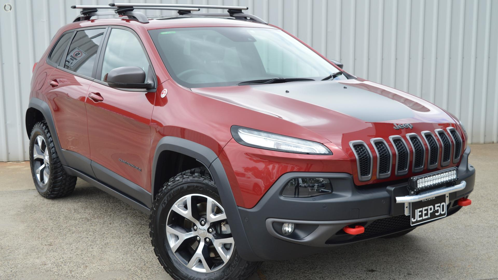 2014 Jeep Cherokee KL