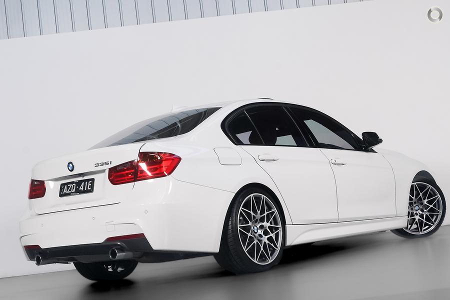 2013 BMW 335i M Sport  F30