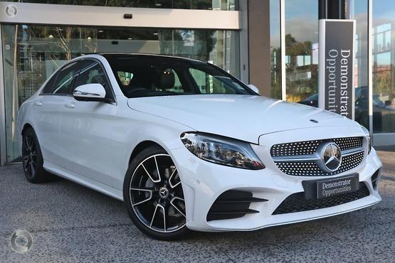 2018 Mercedes-Benz <br>C-CLASS