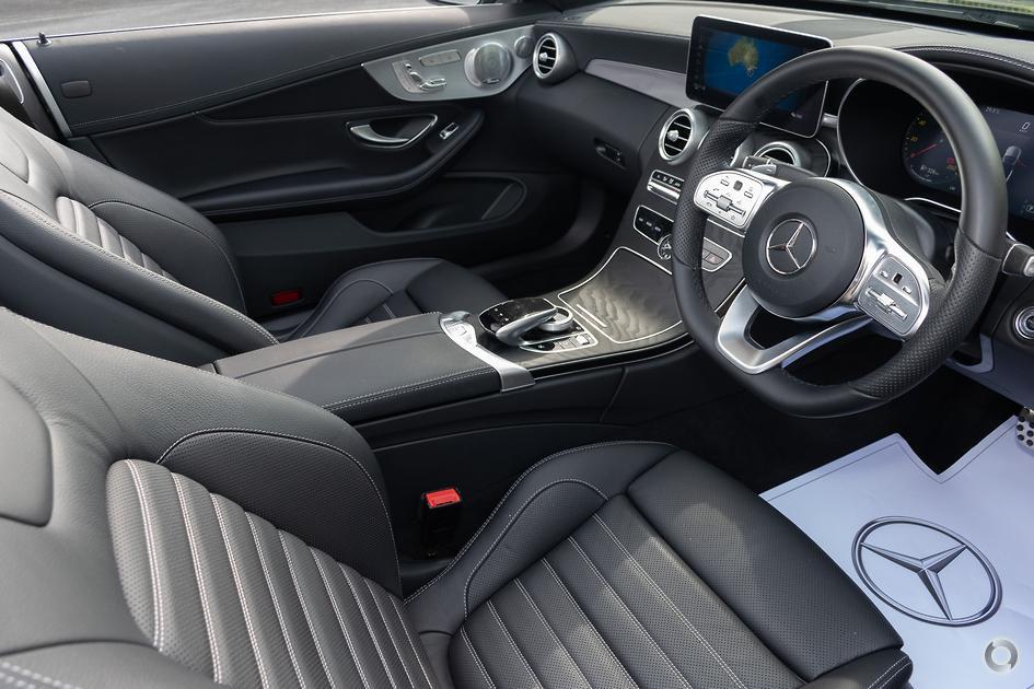 2019 Mercedes-Benz C 300 Cabriolet