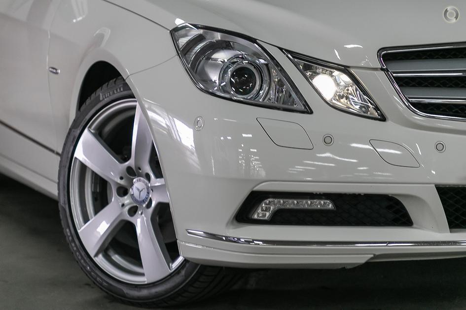 2010 Mercedes-Benz E 250 CGI ELEGANCE Coupe