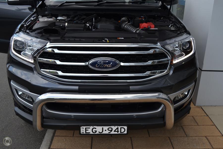 2019 Ford Everest Trend UA II