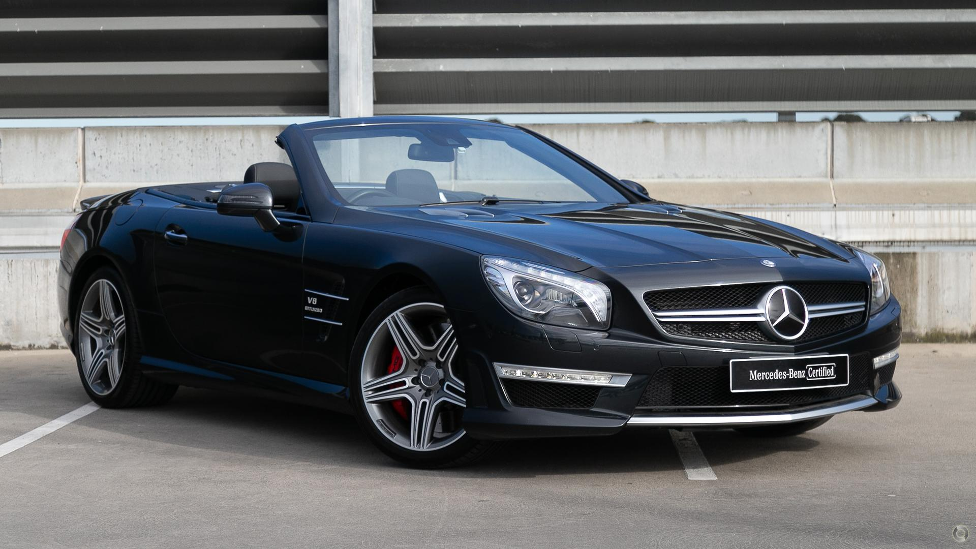 2014 Mercedes-Benz SL 63 AMG Roadster